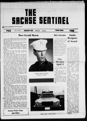 Primary view of object titled 'The Sachse Sentinel (Sachse, Tex.), Vol. 5, No. 2, Ed. 1 Friday, February 1, 1980'.