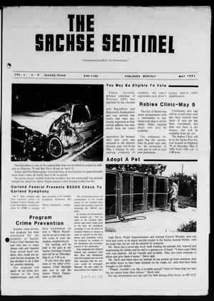 Primary view of object titled 'The Sachse Sentinel (Sachse, Tex.), Vol. 7, No. 5, Ed. 1 Saturday, May 1, 1982'.