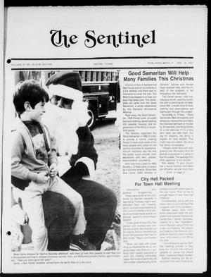 The Sentinel (Sachse, Tex.), Vol. 12, No. 45, Ed. 1 Wednesday, December 16, 1987