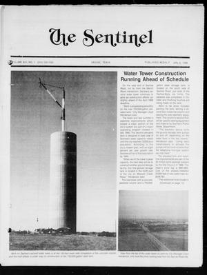 Primary view of object titled 'The Sentinel (Sachse, Tex.), Vol. 13, No. 1, Ed. 1 Wednesday, January 6, 1988'.