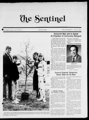Primary view of object titled 'The Sentinel (Sachse, Tex.), Vol. 13, No. 3, Ed. 1 Wednesday, January 20, 1988'.