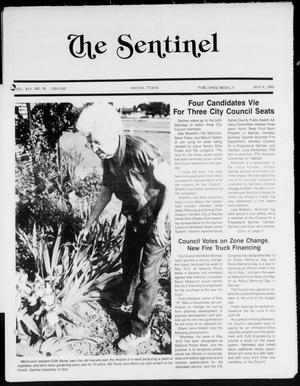 Primary view of object titled 'The Sentinel (Sachse, Tex.), Vol. 13, No. 18, Ed. 1 Wednesday, May 4, 1988'.