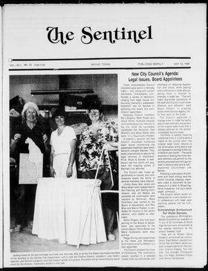 Primary view of object titled 'The Sentinel (Sachse, Tex.), Vol. 13, No. 20, Ed. 1 Wednesday, May 18, 1988'.