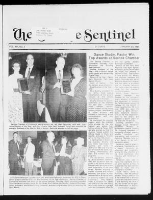 The Sachse Sentinel (Sachse, Tex.), Vol. 16, No. 4, Ed. 1 Wednesday, January 23, 1991