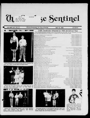 Primary view of object titled 'The Sachse Sentinel (Sachse, Tex.), Vol. 17, No. 21, Ed. 1 Tuesday, May 19, 1992'.