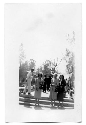 Primary view of object titled 'Unidentified group of women'.