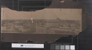 Primary view of object titled '[Panoramic View of Dallas]'.