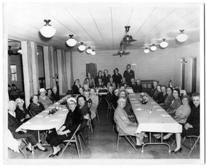 [Loyal Women's Sunday School Class Luncheon]