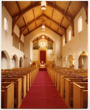 [First Christian Church Sanctuary]