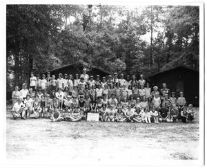 Primary view of object titled '[Camp Wildurr Junior Summer Camp]'.