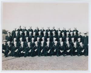 Photograph of NTAC Navy V-12 Program-1943
