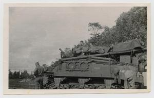 Primary view of object titled '[M32 Recovery Vehicles]'.