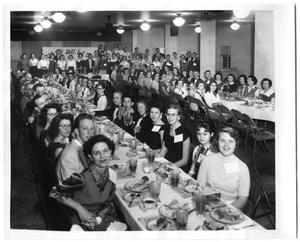 Primary view of object titled '[Summer Youth Program Dinner]'.