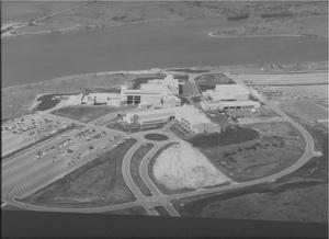 Aerial View of Tarrant County Junior College Northwest Campus