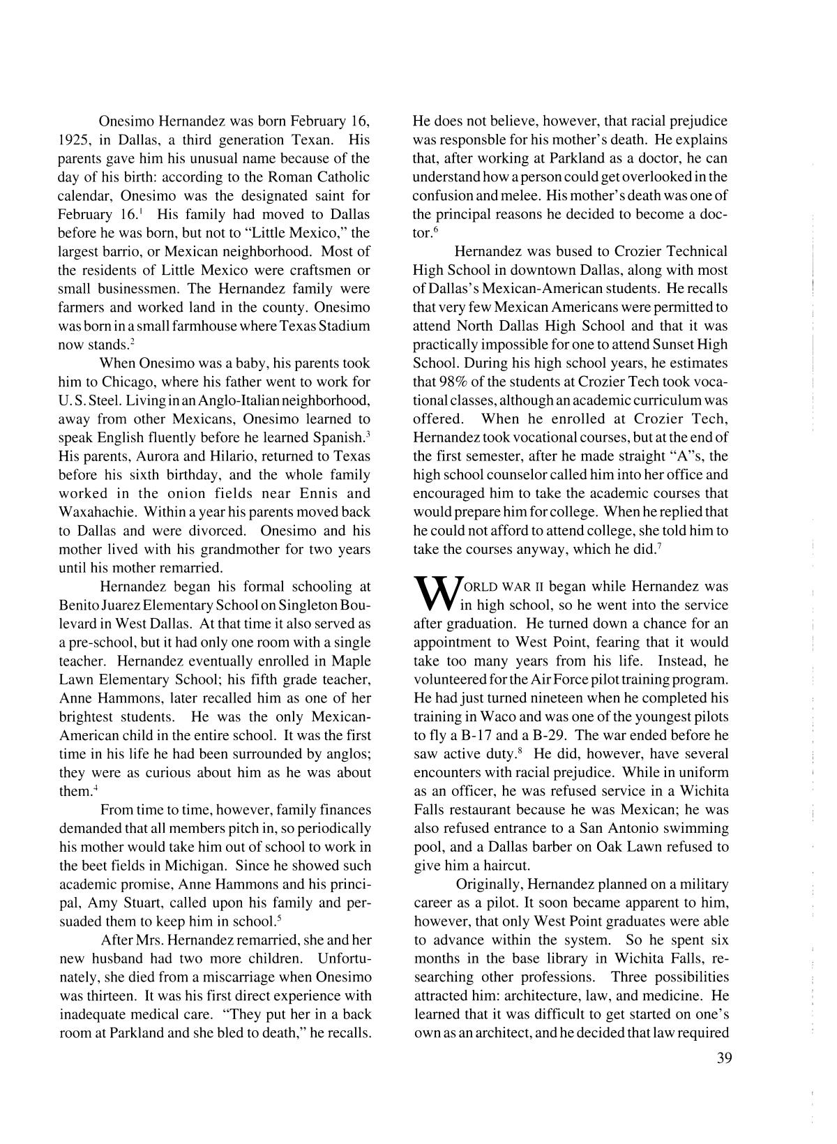 legacies a history journal for dallas and north central texas legacies a history journal for dallas and north central texas volume 05 number 01 spring 1993 page 39 the portal to texas history