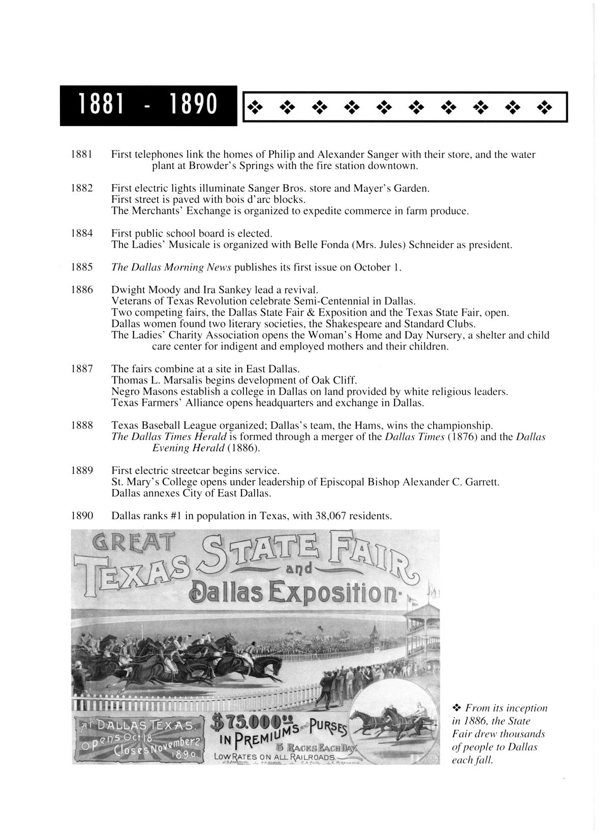 Legacies: A History Journal for Dallas and North Central Texas ...