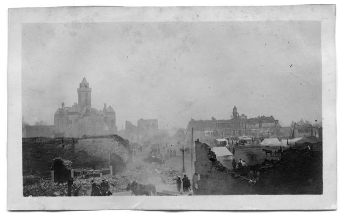 Paris Fire of 1916