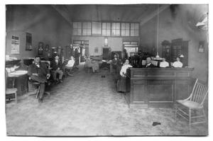 Primary view of object titled '[Office of Scott and Baldwin, Paris]'.