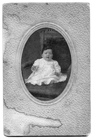 Primary view of object titled 'Portrait of Edith Hudspeth'.