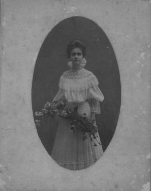 Primary view of object titled '[Ada Wessendorff, Daughter of Joe B. and Lila Baker Wessendorff.]'.