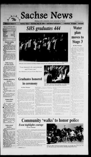 Primary view of object titled 'The Sachse News (Sachse, Tex.), Vol. 2, No. 17, Ed. 1 Thursday, May 25, 2006'.