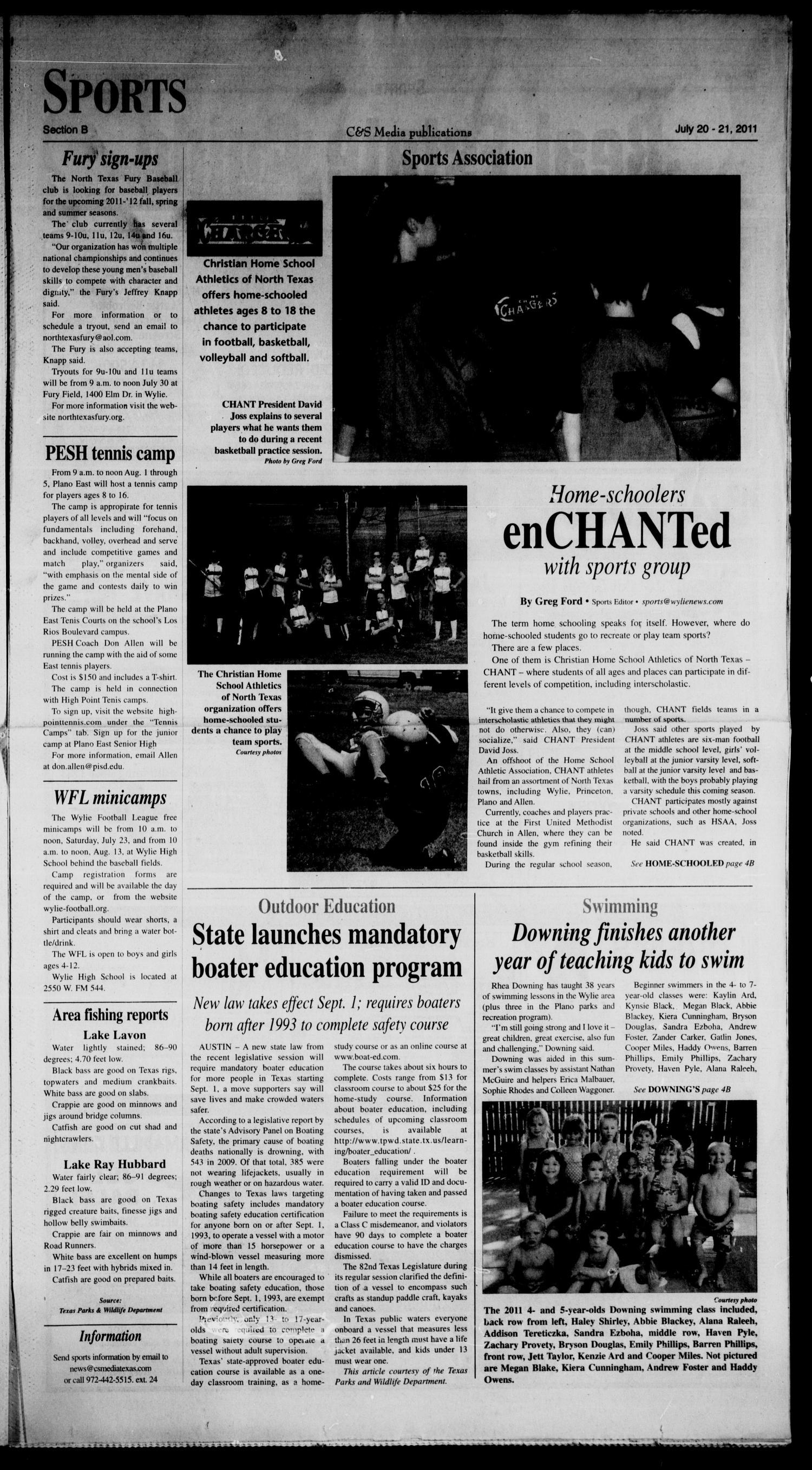 The Sachse News (Sachse, Tex ), Vol  7, No  26, Ed  1