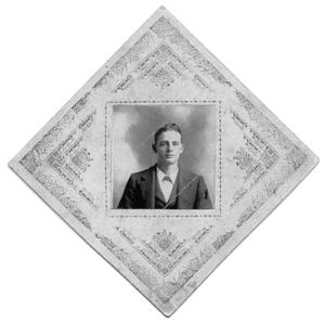 Primary view of object titled 'Portrait of Arthur Eugene Kincaid'.