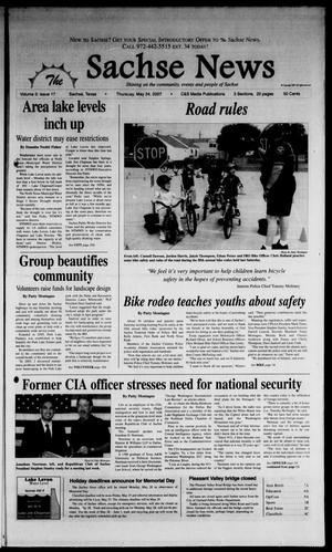 Primary view of object titled 'The Sachse News (Sachse, Tex.), Vol. 3, No. 17, Ed. 1 Thursday, May 24, 2007'.