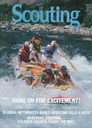 Scouting, Volume 73, Number 5, October 1985