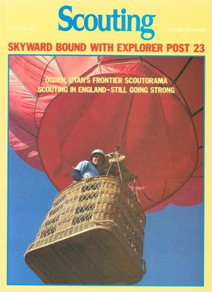 Scouting, Volume 69, Number 5, October 1981