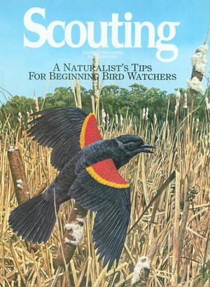 Scouting, Volume 73, Number 3, May-June 1985