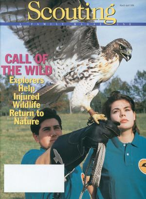 Scouting, Volume 84, Number 2, March-April 1996