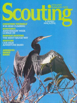 Scouting, Volume 67, Number 1, January-February 1979