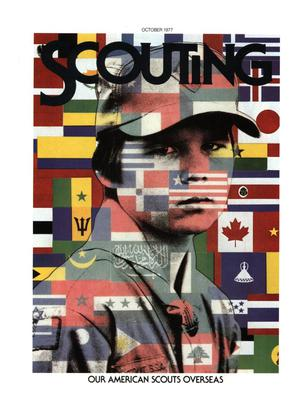 Primary view of object titled 'Scouting, Volume 65, Number 5, October 1977'.