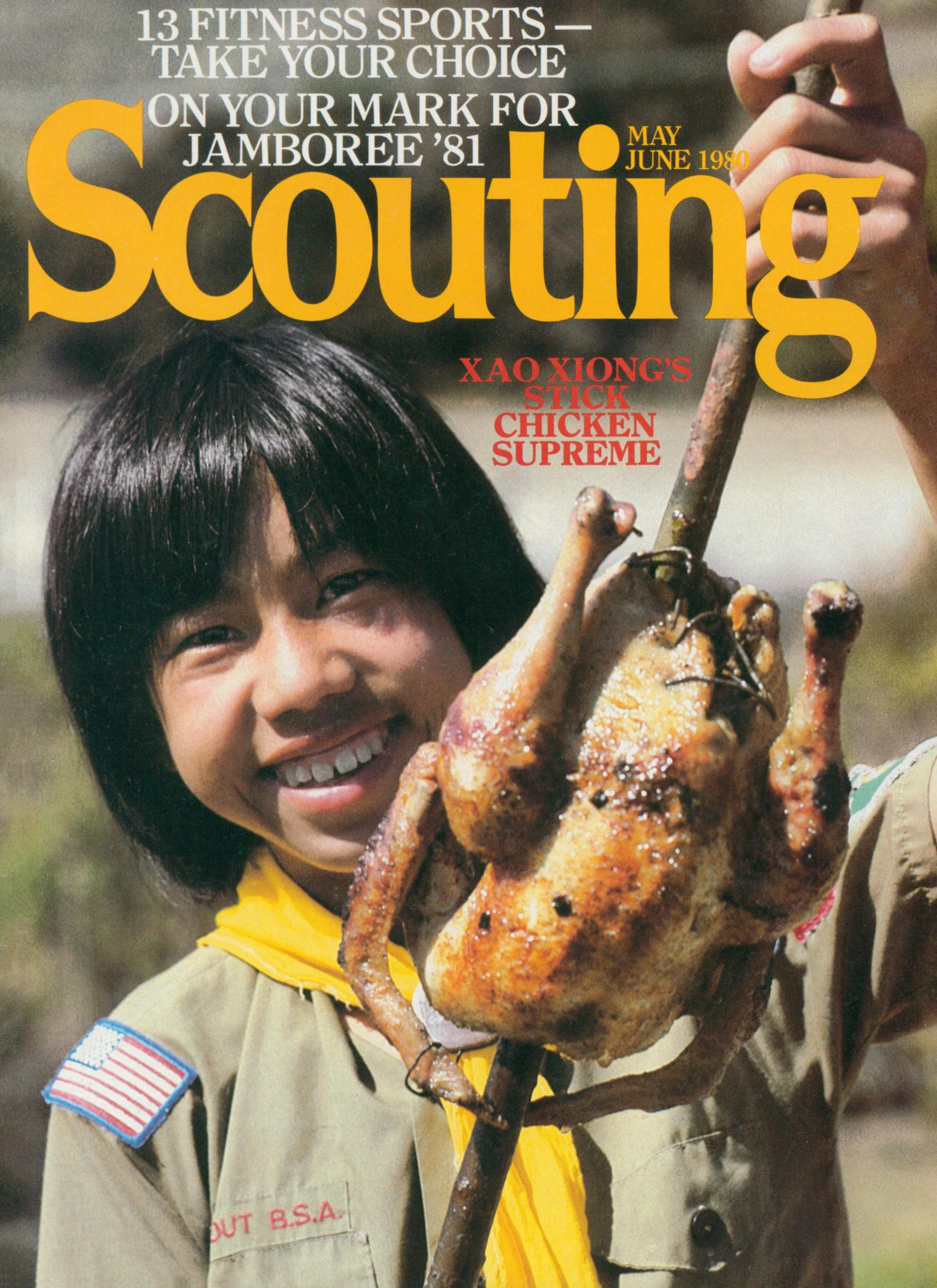 Scouting, Volume 68, Number 3, May-June 1980                                                                                                      Front Cover