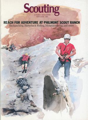 Scouting, Volume 75, Number 3, May-June 1987