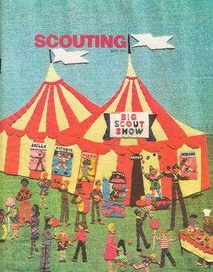 Scouting, Volume 59, Number 6, October 1971