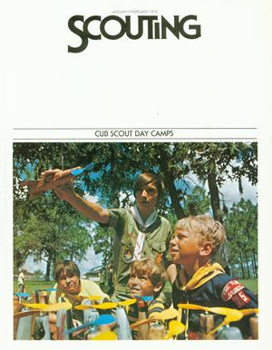 Scouting, Volume 64, Number 1, January-February 1976