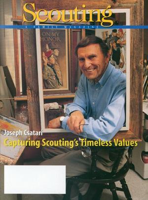 Scouting, Volume 85, Number 4, September 1997