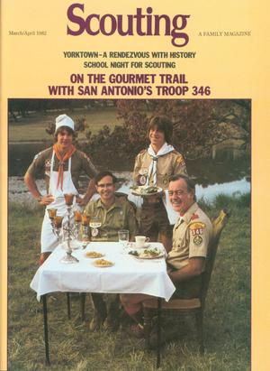 Scouting, Volume 70, Number 2, March-April 1982