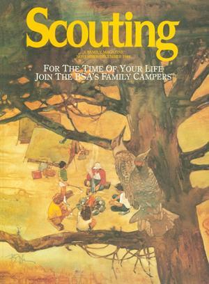 Scouting, Volume 72, Number 6, November-December 1984