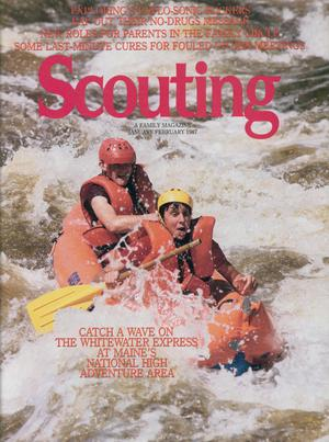 Scouting, Volume 75, Number 1, January-February 1987