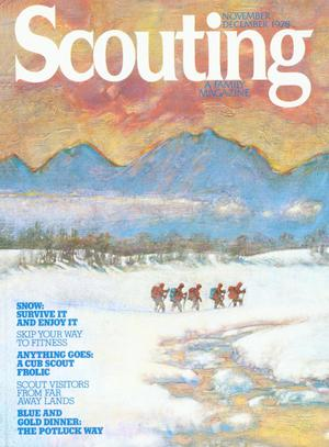 Primary view of object titled 'Scouting, Volume 66, Number 6, November-December 1978'.