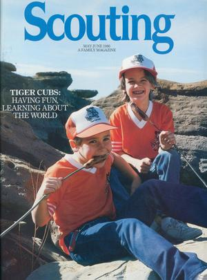 Scouting, Volume 74, Number 3, May-June 1986