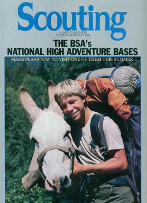 Scouting, Volume 74, Number 1, January-February 1986