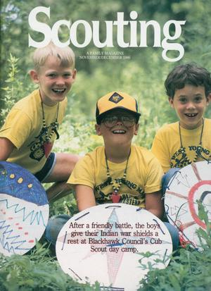 Scouting, Volume 74, Number 6, November-December 1986