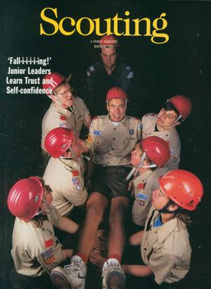 Scouting, Volume 79, Number 3, May-June 1991