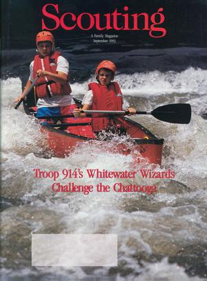 Scouting, Volume 80, Number 4, September 1992