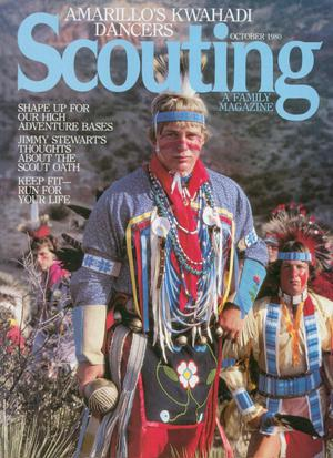 Scouting, Volume 68, Number 5, October 1980