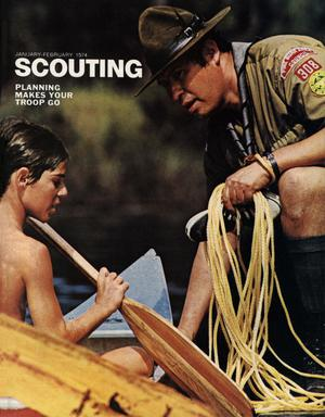 Scouting, Volume 62, Number 1, January-February 1974